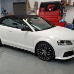 Vehicles Cars-Dunmurry Crash Repairs Audi July 2019