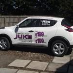 Vehicles Cars-Hurst Juke July 14 01