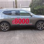 Vehicles Cars-Hurst Nissan XTrail May 2017 01