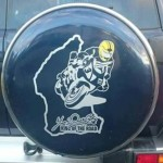 Vehicles Cars-Joey Dunlop Wheel Cover