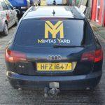 Vehicles Cars-Mantis Yard Audi March 2020