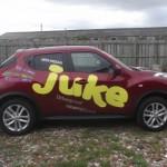Vehicles Cars-Nissan Juke (Red)