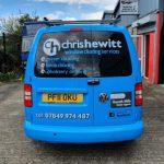 Vehicles Commercials-Chris Hewitt Windows Caddy 2020 02