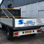 Vehicles Commercials-Scott Scaffolding Citreon 2021 03