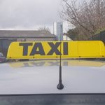 Vehicles General-Taxi Sign March 2019