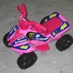 Vehicles Toys-Curran Mini Quad 02