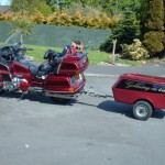 Vehicles Trailors-Honda Goldwing 01