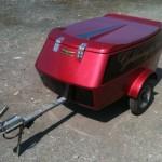 Vehicles Trailors-Honda Goldwing