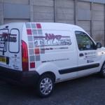 Vehicles Vans-Abbey Tiles Kangoo