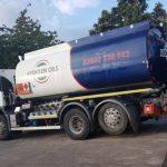 Vehicles Vans-Ardkeen Oils Tanker 2019 01