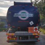 Vehicles Vans-Ardkeen Oils Tanker 2019 03