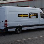 Vehicles Vans-Auto Body Magnetics 2018