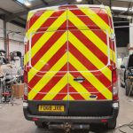 Vehicles Vans-Autobody-Highway Maintenance Ford