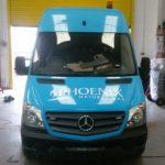 Vehicles Vans-Autobody-Phoenix Bonnet Aug 2017