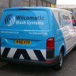 Vehicles Vans-Autobody Wilcomatic