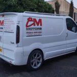 Vehicles Vans-BM Motors Traffic 2019 03
