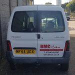Vehicles Vans-BMC Bikes Partner 2019 02