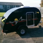 Vehicles Vans-Dee Light Caravan 2014