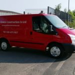 Vehicles Vans-East Down SWB Transit 01