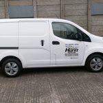 Vehicles Vans-Hurst Nissan eNV200 Oct 2016
