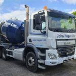 Vehicles Vans-John Hagan Mixer Sept 2020