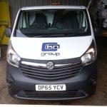 Vehicles Vans-KN Group Bonnet