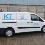 Vehicles Vans-KT Joinery Citreon 2020 01