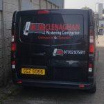 Vehicles Vans-McClenaghan Plastering Traffic 2019 02