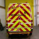 Vehicles Vans-McNicholas Chevrons 2016