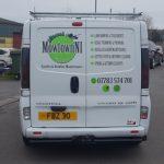 Vehicles Vans-Mowtown NI Traffic 2019 02