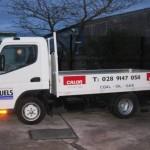 Vehicles Vans-North Down Fuels