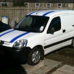 Vehicles Vans-Peugeot Strips