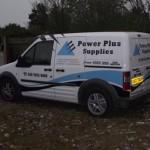 Vehicles Vans-Power Plus Connect