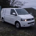 Vehicles Vans-RJW Tiling Transporter