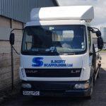 Vehicles Vans-Scott Scaffolding DAF 2019 01