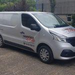 Vehicles Vans-Service Care Traffic June 2019 01