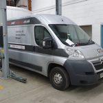 Vehicles Vans-TK Motors-CNS Van