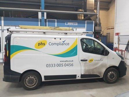 Vehicles Vans-TK Motors PHS Traffic March 2019
