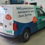 Vehicles Vans-TK Motors Well+ Caddy 2019