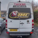 Vehicles Vans-Temple Tree Service IMC Dec 217