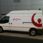 Vehicles Vans-Veolia Water