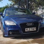 Vehicles Wraps-Blake McCormick Audi 2019 01