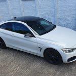 Vehicles Wraps-Joanne Knox BMW 2020