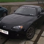 Vehicles Wraps-Mazda MX5 Strips 02