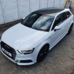Vehicles Wraps-Peter Adair Audi 2021 02