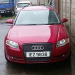 Vehicles Wraps-Robert Carlisle Audi