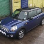 Vehicles Wraps-Tony McKee Mini Roof