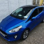 Vehicles Wraps-Trust Ford Fiesta Roof 2020