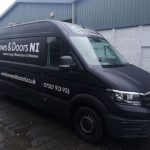 Vehicles Wraps-Windows & Doors Crafter 2020 01