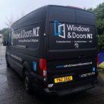 Vehicles Wraps-Windows & Doors Crafter 2020 02